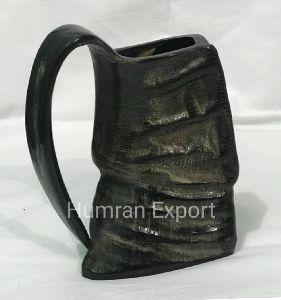 Buffalo Horn Mug