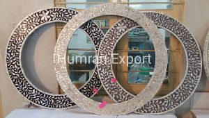 Shell Mirror Frame