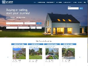 Real Estate Development Services(website)