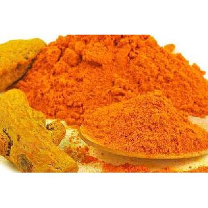 Dehydrated Turmeric Powder
