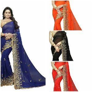Ladies Modern Cotton Saree