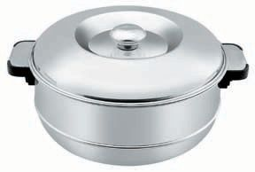 Royal Hotpot with Stainless Steel Knob