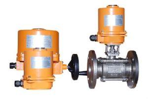 electrical actuator valves