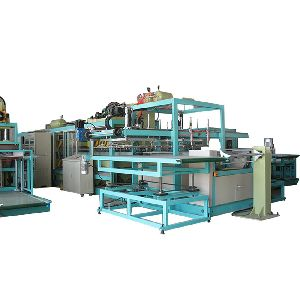 Plastic Food Box Making Machine