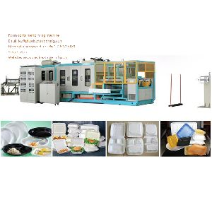 ZR-1380 foam container forming machine