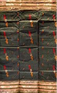 High Quality Tussar Silk Saree