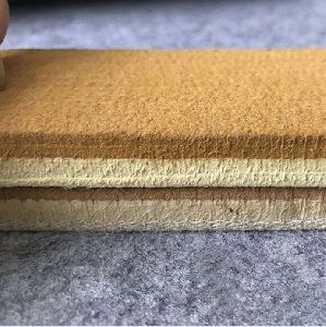 600 Degrees High Temperature Resistance Pbo/Para-Aramid Felt Pads