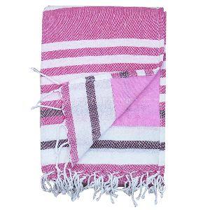 Cotton Hamam Pestemal Beach Towel