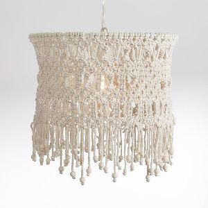 Decorative Macrame Chandeliers