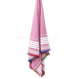Multicolor Handloom Turkish Towels