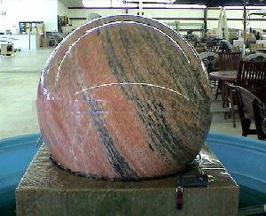 Granit Kugeln