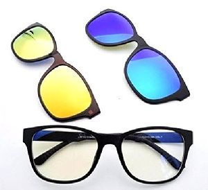 3 in 1 Unisex Sunglasses