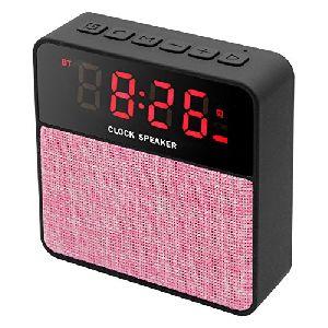 Digital Clock Bluetooth Speaker