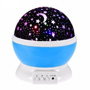 Kids Star Moon Projector Lamp