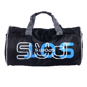 Printed Gym Bag
