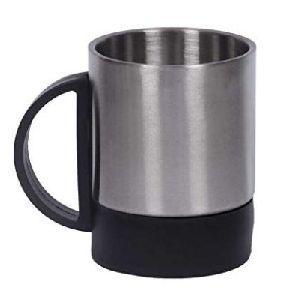 Stainless Steel Double Tea Coffee Mug