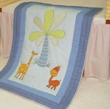 Baby Quilt Patchwork Quilt Cover Soft Cover For Kids