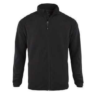 Black Fleece Jackets For Men And Women Warm Jackets Sweater Windproof