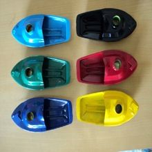 Colored Top Pop Pop Boat Toys Chimany Model