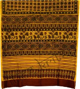 Traditional Block Printed Sarees