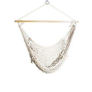 Cotton Rope Swing Hammock