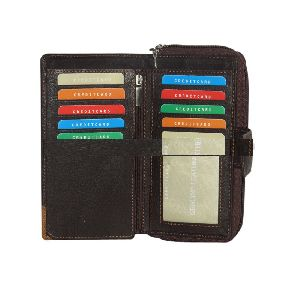 Latest Designs Ladies Leather Wallet