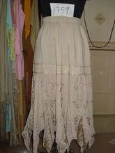 New Fashion Design Lady Skirt