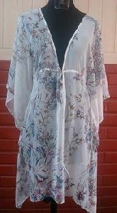 Ladies Kaftan Evening Dress