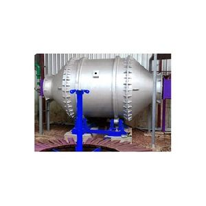10 Tons Weight Lead Recycling Rotary Melting Furnace