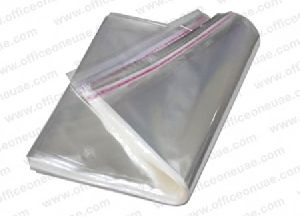 Clear Opp Bag With Self-adhesive Seal
