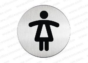 Durable Picto WC WOMEN