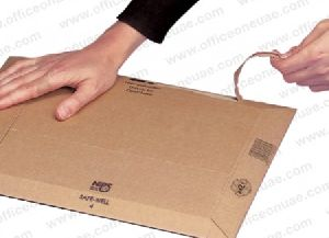 Safe-Well Rigid Cardboard Envelope