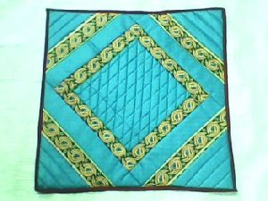 Stitch Cushion Cover