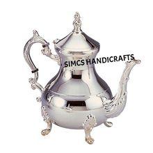 Metal Teapot Kettles Brass Moroccan Tea Pots