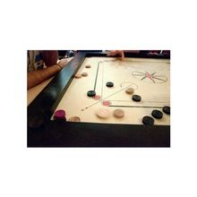 Indian Carrom Board Wooden