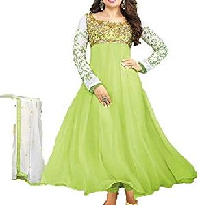 Georgette Anarkali Suit (ptas-1039)