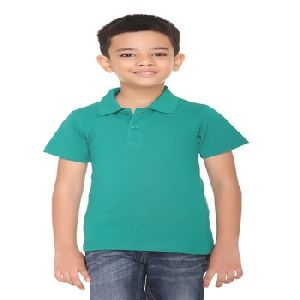 Boys Polo T-shirts With Comfort Fabric