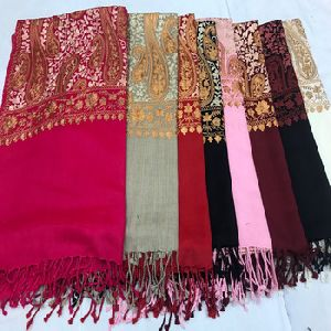 Cashmere Embroidered Shawls
