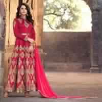 Fashion Banarsi Silk Salwar Kameez