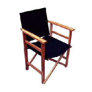 Folding Wooden Beach Chair