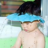 Safe Shampoo Shower Bathing Protect Soft Cap Hat