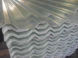 Fibre Glass Roofing Sheets