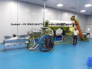 Auto Cashew Peeling Machine