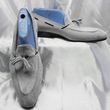 Trending Suede Tassel Loafers
