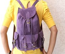 Leather Handmade Backpack