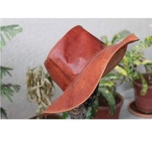 Wholesale Child And Adult Cheap Goat Leather Hat And Cap