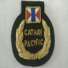 Good Designed Badges & Emblems Hand Embroidered