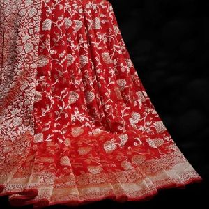 Pure Silk Handloom Silk Saree