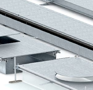 Flush Floor Distribution Systems