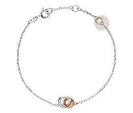 Fashionable Silver Anklet